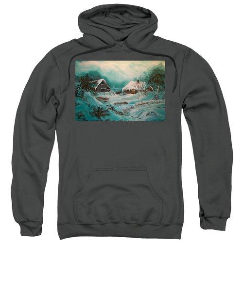 Icy Twilight Sweatshirt