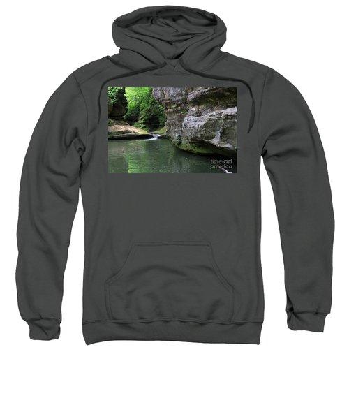 Illinois Canyon May 2014 Sweatshirt