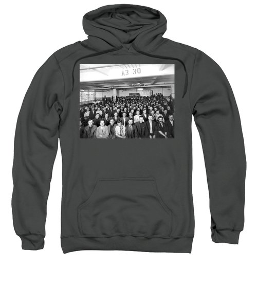 Immigrants Working At Ford Sweatshirt