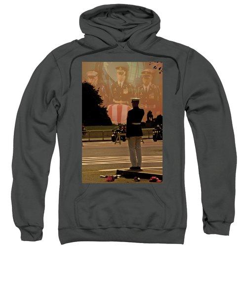 In Honor Of Our Fallen Heroes Sweatshirt