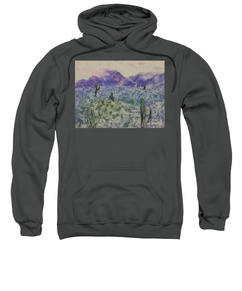 In Quietness And Trust Sweatshirt