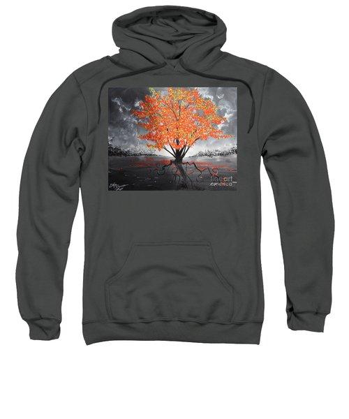 Blaze In The Twilight Sweatshirt