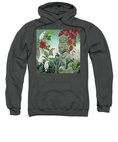 In The Company Of Angels Sweatshirt