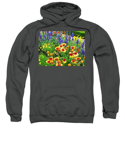 In The Garden Sweatshirt