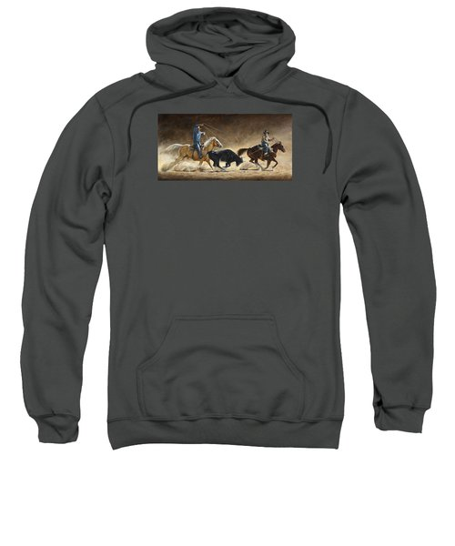 In The Money Sweatshirt