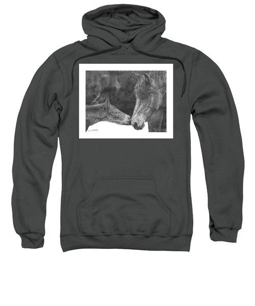 in the name of Love Sweatshirt