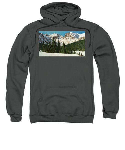 Indian Peaks Winter Sweatshirt