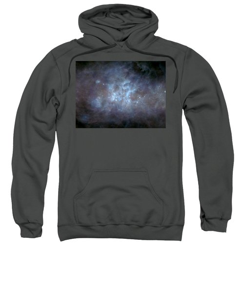 Infrared View Of Cygnus Constellation Sweatshirt