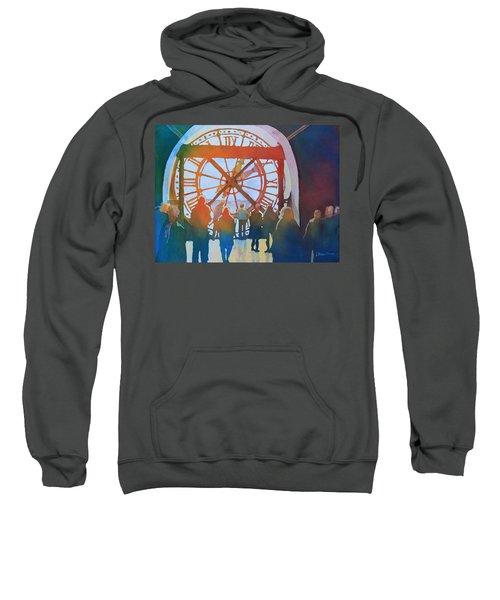 Inside Paris Time Sweatshirt