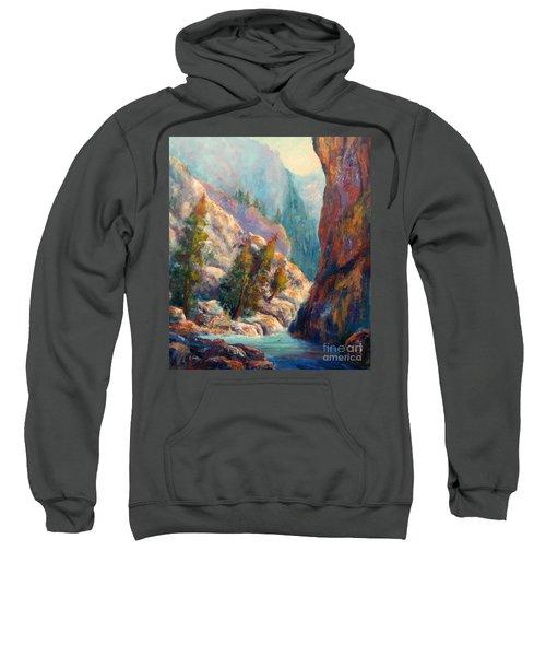 Into The Canyon Sweatshirt