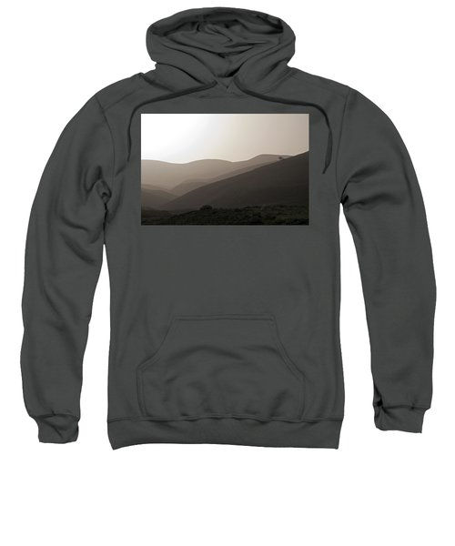 Into The Israel Desert - 1 Sweatshirt