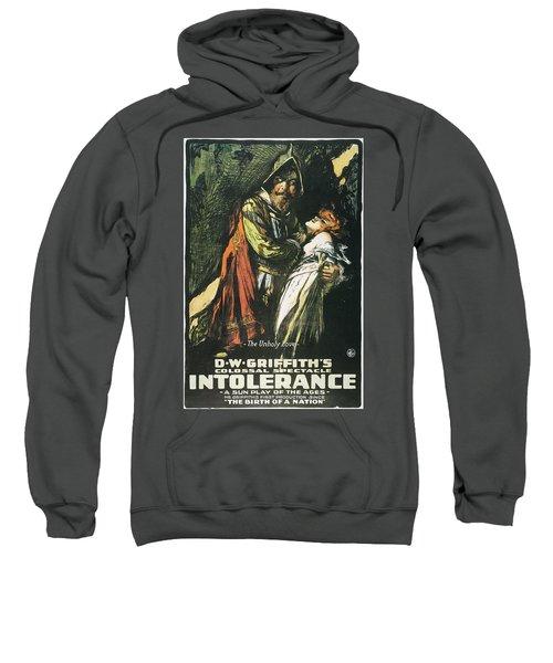 Intolerance Film, 1916 Sweatshirt