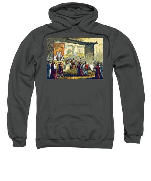 Iron Age, Druid Religious Festival Sweatshirt