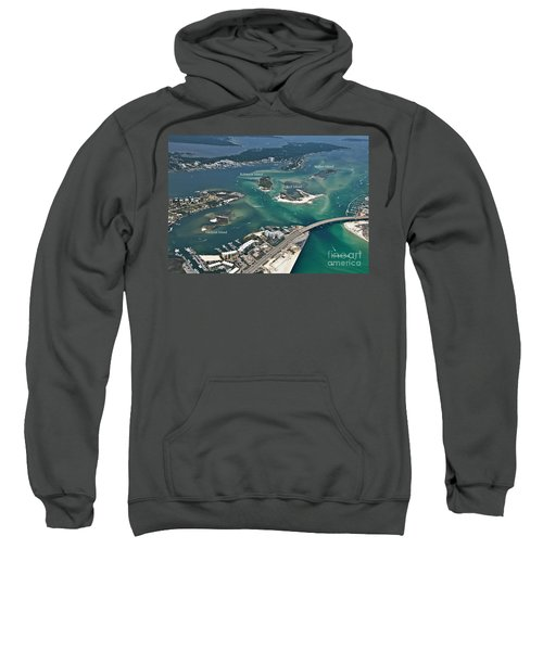 Islands Of Perdido - Labeled Sweatshirt