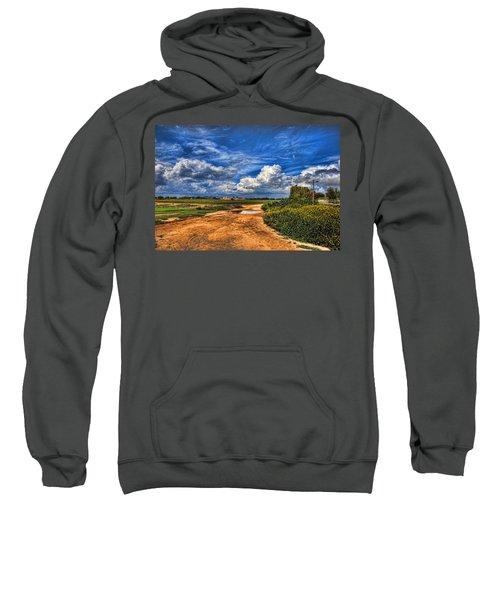 Israel End Of  Spring Season  Sweatshirt
