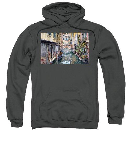 Italy Venice Trattoria Sempione Sweatshirt
