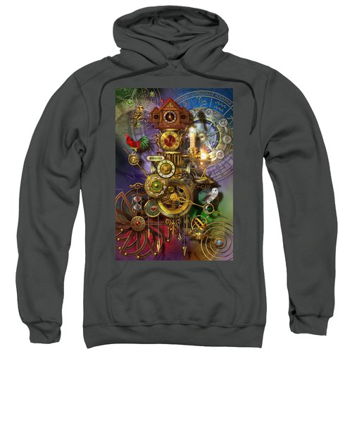 Its About Time Sweatshirt