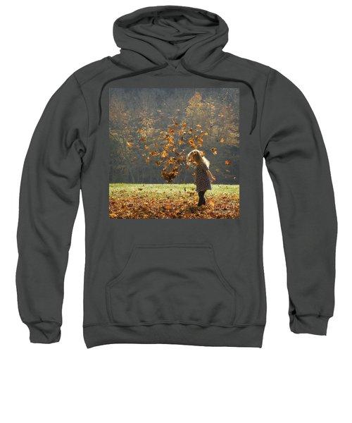 It's Raining Leaves Sweatshirt