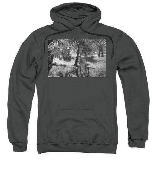 Jack Frost Bites Sweatshirt