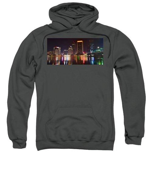 Jacksonville Aglow Sweatshirt