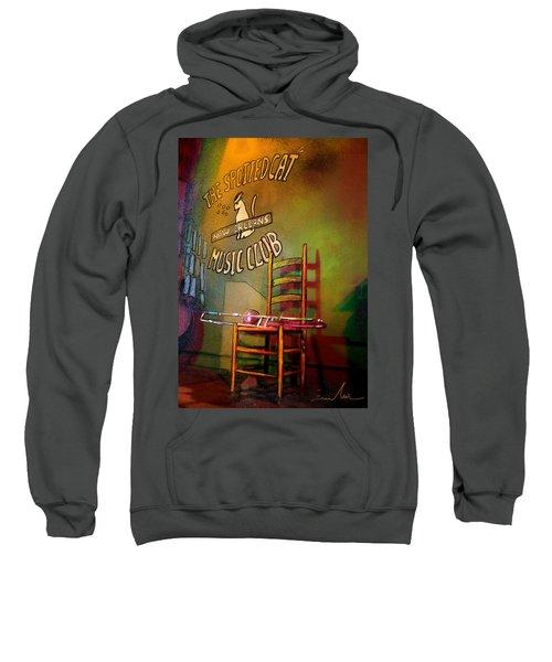 Jazz Break In New Orleans Sweatshirt