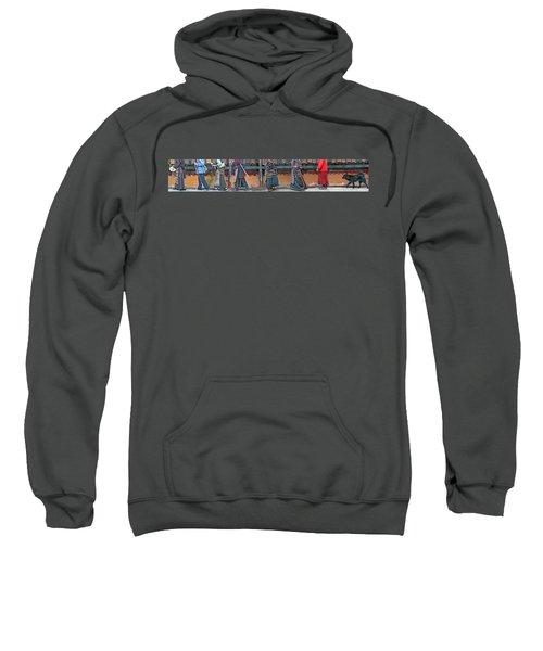 Jokhang Pilgrims Sweatshirt