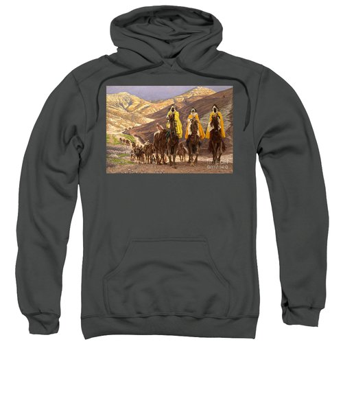 Journey Of The Magi Sweatshirt