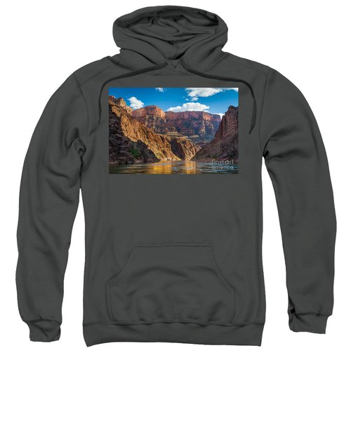 Journey Through The Grand Canyon Sweatshirt by Inge Johnsson