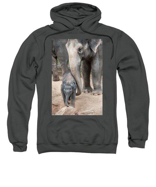 Jumbo Love Sweatshirt