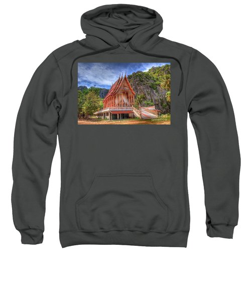 Jungle Temple V2 Sweatshirt