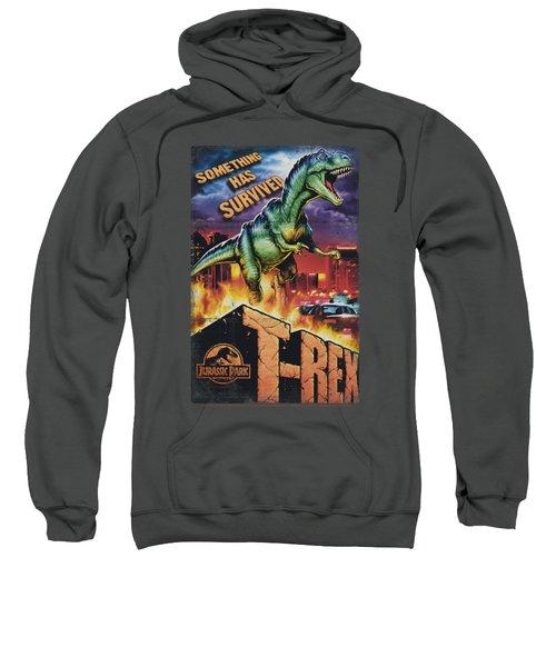 Jurassic Park - Rex In The City Sweatshirt