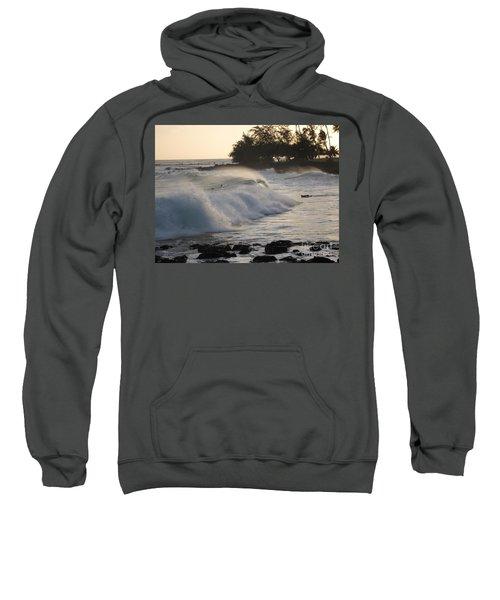 Kauai - Brenecke Beach Surf Sweatshirt