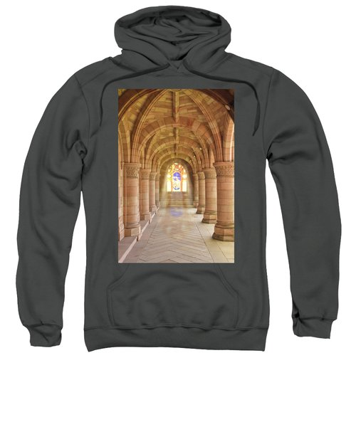 Kelso Abbey Stained Glass Sweatshirt