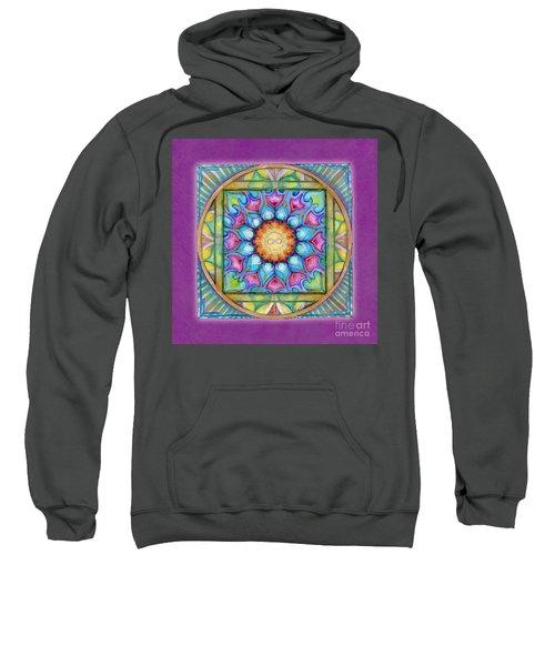Kindness Mandala Sweatshirt