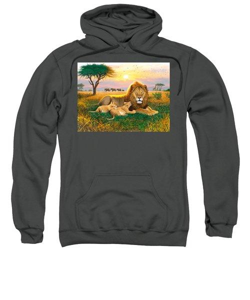 Kings Of The Serengeti Sweatshirt