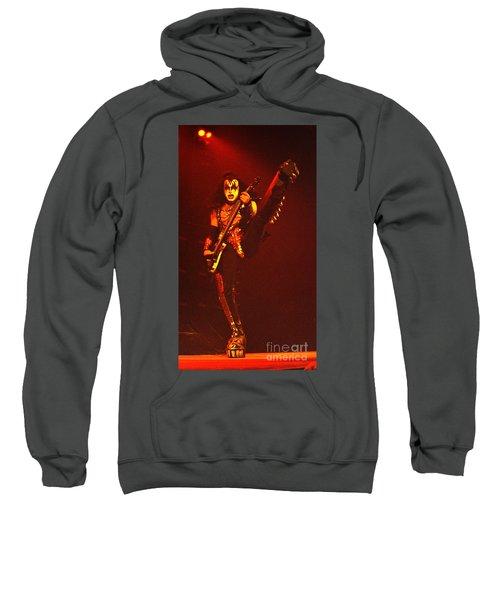 Kiss-gene-legkick-0578 Sweatshirt