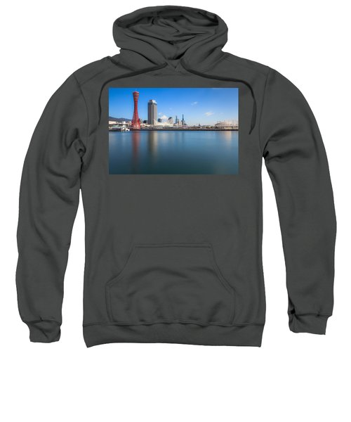 Kobe Port Island Tower Sweatshirt
