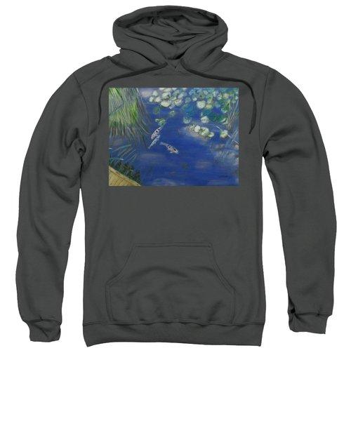 Koi At Red Butte Gardens Sweatshirt
