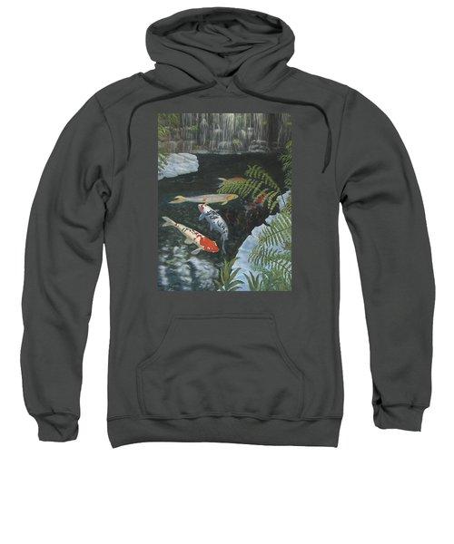 Koi Fish Sweatshirt