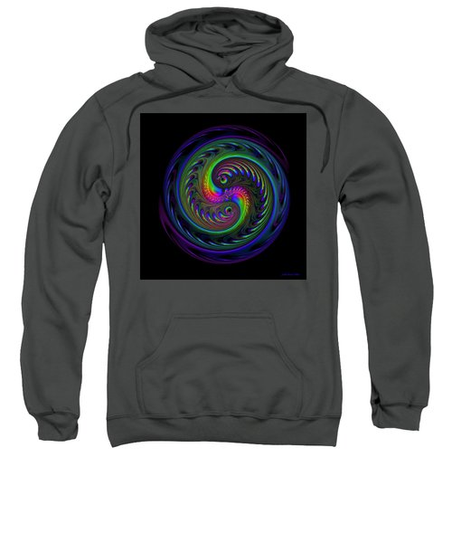 Koi Yin Yang Sweatshirt