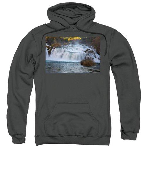 Krka Waterfalls Sweatshirt