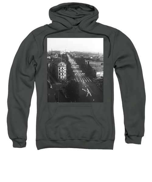 Ku Klux Klan Parade Sweatshirt