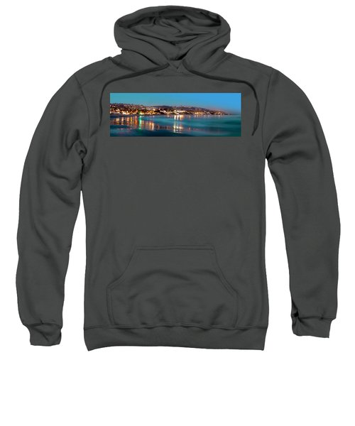 Laguna Beach Twilight Reflections Sweatshirt