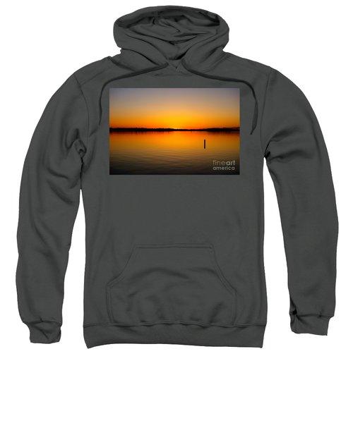 Lake Independence Sunset Sweatshirt
