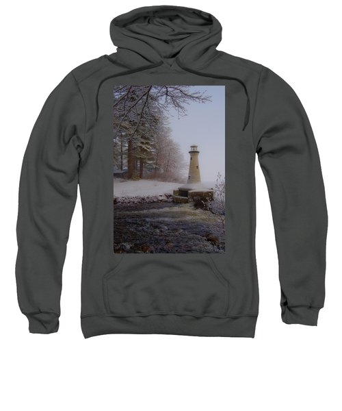 Lake Potanipo Lighthouse Sweatshirt