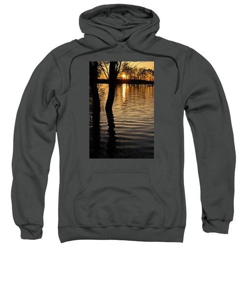 Lake Silhouettes Sweatshirt