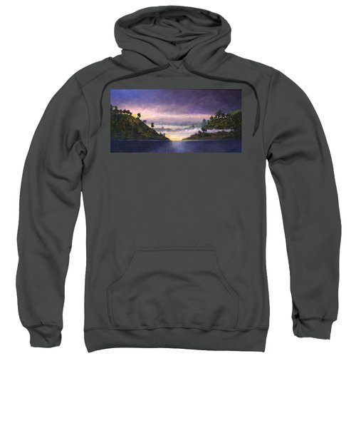 Lake Sunrise Sweatshirt