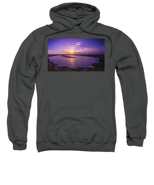 Lake Travis Sunset Sweatshirt