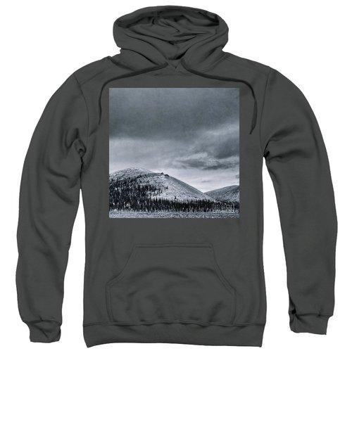Land Shapes 10 Sweatshirt