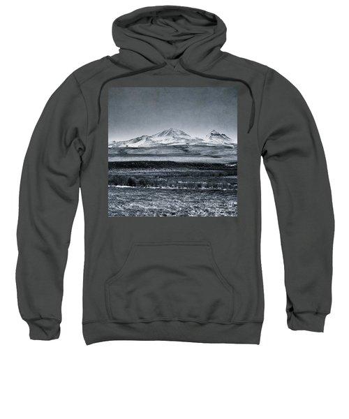Land Shapes 7 Sweatshirt